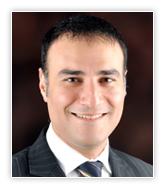 Behsad Zomorodi headshot