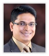 Arun Gowda headshot