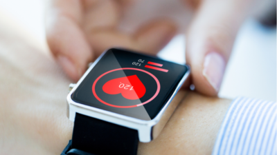 picture of a Health technology wearable instrument